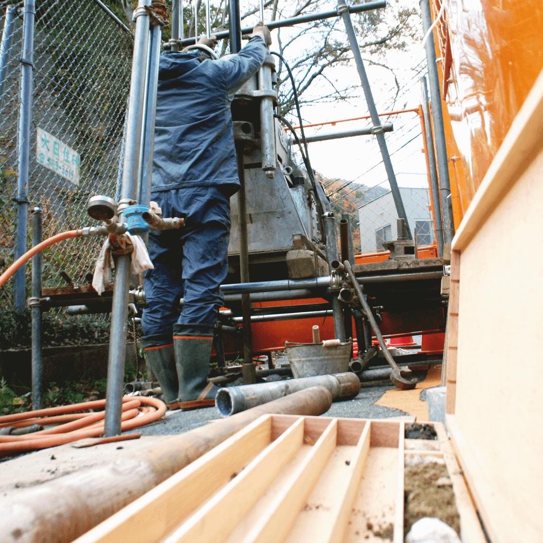 扇コンサルタンツが行う地質調査の役割