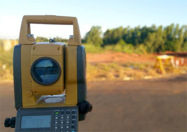 神戸で測量の依頼をするなら敷地測量や用地測量を行う